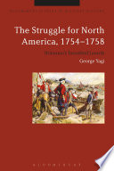 The Struggle for North America  1754 1758