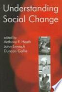 Understanding Social Change