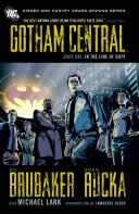 Gotham Central Book 1: In The Line of Duty