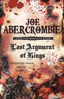 Cover of Last Argument of Kings