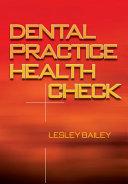 Dental Practice Health Check ebook