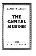 The Capital Murder Book