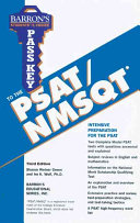 Pass Key to the PSAT NMSQT Book