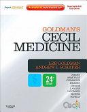Goldman's Cecil Medicine,Expert Consult Premium Edition -- Enhanced Online Features and Print, Single Volume,24