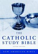 The Catholic Study Bible Book PDF