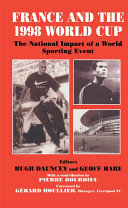 France and the 1998 World Cup Pdf/ePub eBook