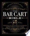 The Bar Cart Bible Book