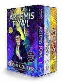 Artemis Fowl 3 book Paperback Boxed Set  Artemis Fowl  Books 1 3  Book PDF
