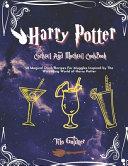 Harry Potter Cocktail And Mocktail CookBook