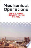 MECHANICAL OPERATIONS, 1E