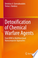 Detoxification of Chemical Warfare Agents