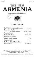 The New Armenia