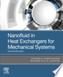 Nanofluid in Heat Exchangers for Mechanical Systems