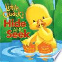 Little Quack s Hide and Seek Book PDF