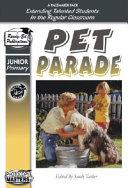 Pet Parade [Pdf/ePub] eBook