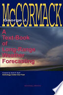 Text Book of Long Range Weather Forecasting