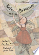Kate and the Beanstalk Mary Pope Osborne Cover
