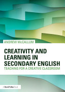 Pdf Creativity and Learning in Secondary English Telecharger