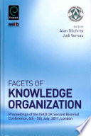 Facets of Knowledge Organization
