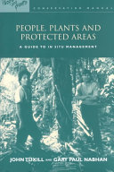 People, Plants, and Protected Areas