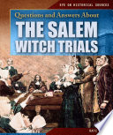 Questions and Answers About the Salem Witch Trials Book PDF