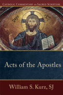 Acts of the Apostles (Catholic Commentary on Sacred Scripture) [Pdf/ePub] eBook