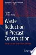 Waste Reduction in Precast Construction
