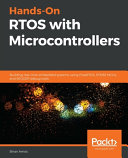 Hands On RTOS with Microcontrollers Book