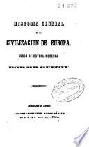 Historia General De La Civilizaci N De Europa