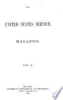 The United States Service Magazine Book