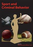Sport and Criminal Behavior