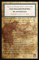 Old English Poetry  An Anthology