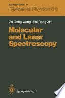 Molecular and Laser Spectroscopy Book