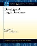 Datalog and Logic Databases [Pdf/ePub] eBook