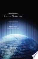 Preserving Digital Materials