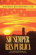 Sic Semper Res Publica Book