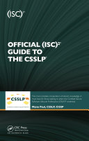 Pdf Official (ISC)2 Guide to the CSSLP Telecharger
