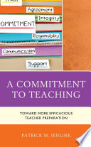 A Commitment to Teaching