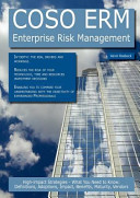 COSO ERM   Enterprise Risk Management  High impact Strategies   What You Need to Know