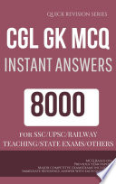 Cgl Mcq Previous Year Questions Most Important Faq Gk General Knowledge Sereis Pdf Format
