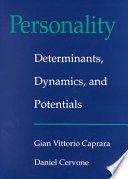 Personality Determinants Dynamics And Potentials