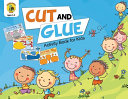 Cut and Glue Activity Book for Kids