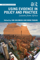 Using Evidence in Policy and Practice