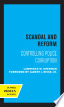 Scandal and Reform Book