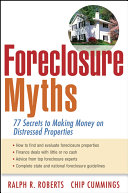 Foreclosure Myths