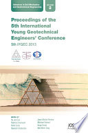 Proceedings of the 5th International Young Geotechnical Engineers  Conference Book