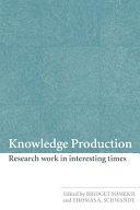 Knowledge Production [Pdf/ePub] eBook