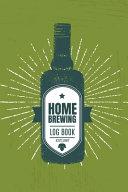 Home Brewing Log Book