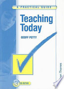 Teaching Today Book