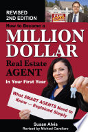 How to Become a Million Dollar Real Estate Agent in Your First Year Book